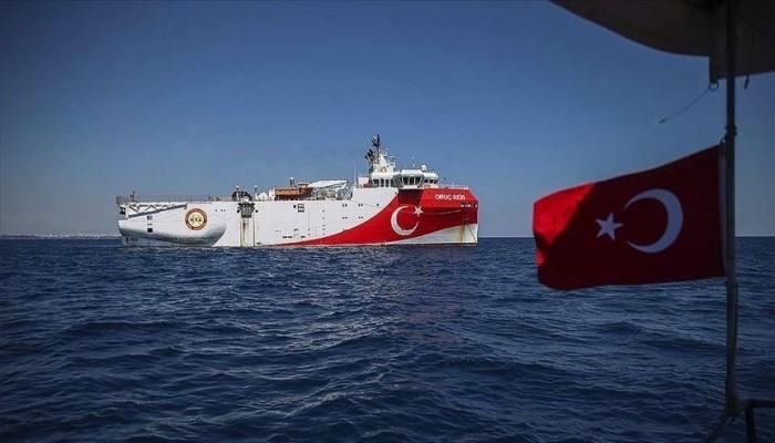 تركيا تمدد مهام الريس عروج للتنقيب شرقي المتوسط