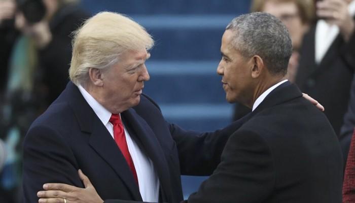 كيف سخر أوباما من رفض ترامب الخروج من البيت الأبيض؟