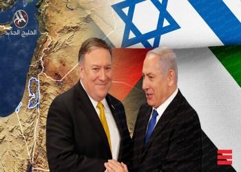 حل الدولتين.. ماذا وراء زيارة بومبيو للمستوطنات الإسرائيلية؟
