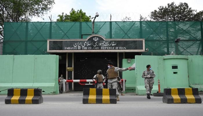 إيران تعلن سقوط صاروخ على سفارتها في أفغانستان.. ولا إصابات