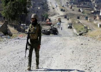 مقتل 10 عسكريين وإصابة آخرين في هجوم شمالي تكريت العراقية