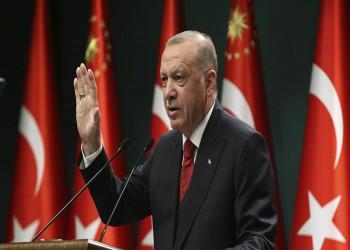 أردوغان: لا نرى أنفسنا إلا في أوروبا.. وباريس: ننتظر أفعالا وليس تهدئة
