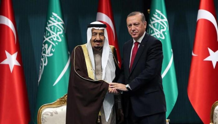 رسائل الود تتواصل.. أردوغان يهنئ السعودية بنجاح قمة العشرين