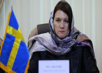 السويد تستنكر توقيف قيادات منظمة حقوقية في مصر