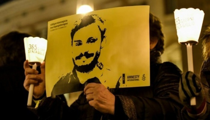 التايمز: محاكمة 5 مسؤولين أمنيين مصريين بقضية ريجيني قريبا