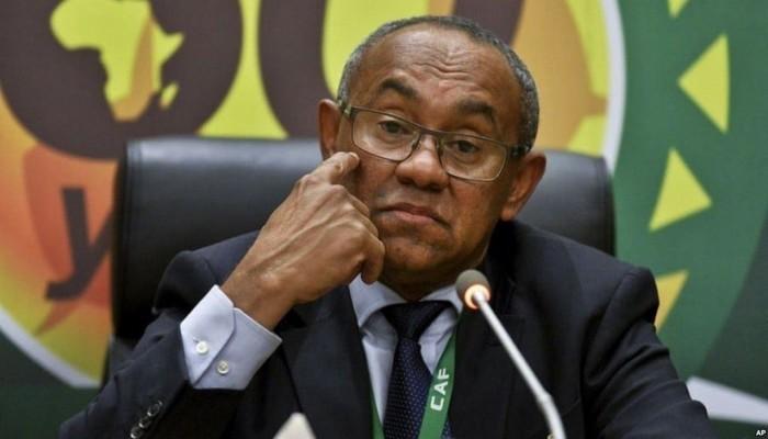 فيفا يوقف رئيس الاتحاد الأفريقي 5 سنوات لإدانته بالفساد