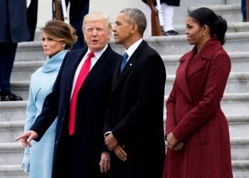 أوباما وزوجته ينتجان مسلسلا كوميديا عن فوضى مرحلة الانتقال إلى رئاسة ترامب