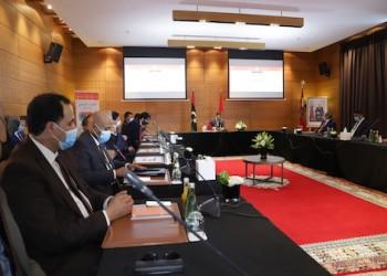 مشاورات توحيد مجلس النواب الليبي تنطلق في المغرب