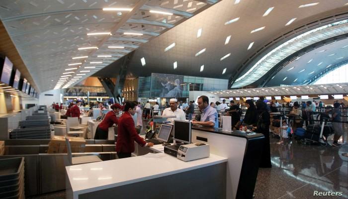 قطر تعلن القبض على والدة رضيعة المطار التي أثارت ضجة دولية