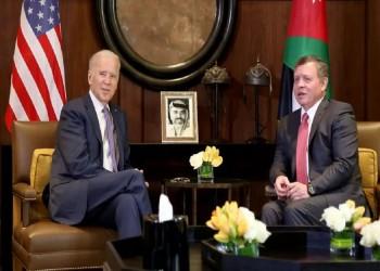 أول مكالمة مع زعيم عربي.. بايدن يهاتف ملك الأردن