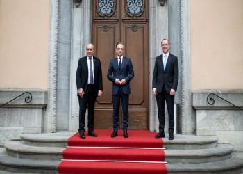 بريطانيا وألمانيا وفرنسا تناقش عودة أمريكا للاتفاق النووي الإيراني