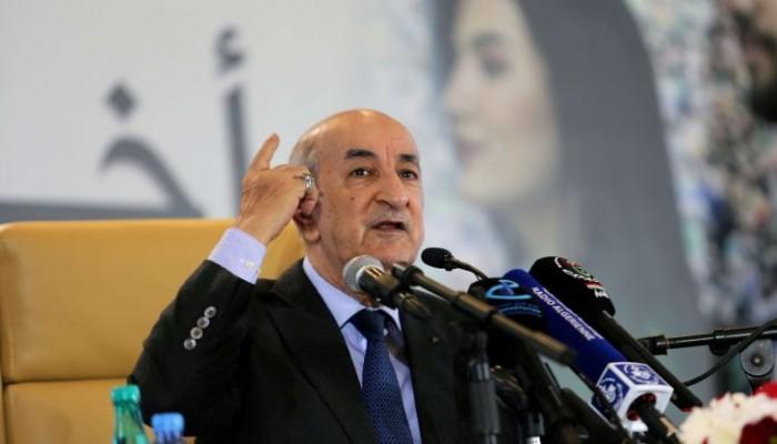 الإمارات تهدد الجزائر بسبب انتقاد تبون للتطبيع وتقاربه مع تركيا