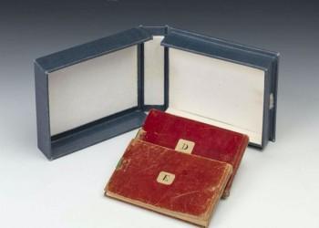 سرقة دفتري ملاحظات داروين من جامعة كامبريدج