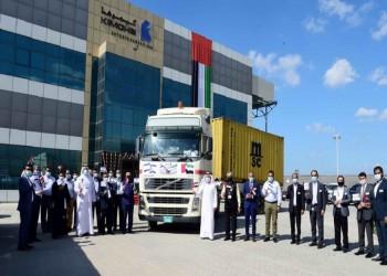 بعد التطبيع.. ميناء جبل علي الإماراتي يستقبل أول حاوية بضائع إسرائيلية