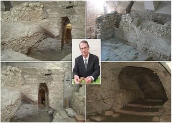 بالصور.. عالم بريطاني يزعم عثوره على منزل طفولة السيد المسيح