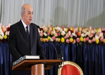 أنباء عن تحسن حالة الرئيس الجزائري بعد اصابته بكورونا
