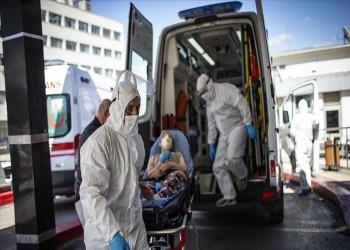 كورونا تركيا: 7381 إصابة و161 وفاة