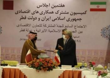 تتيح استخدام الموانئ الإيرانية.. مذكرة تفاهم لتعزيز التعاون بين الدوحة وطهران