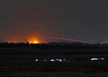 8 قتلى بقصف إسرائيلي لمواقع قوات إيرانية وحزب الله في سوريا