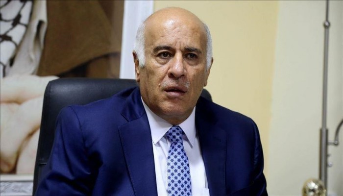 الرجوب: لقاءات المصالحة مع حماس تستأنف قريبا