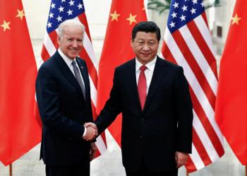بعد صمت أسابيع.. رئيس الصين يهنئ بايدن بفوزه بالرئاسة
