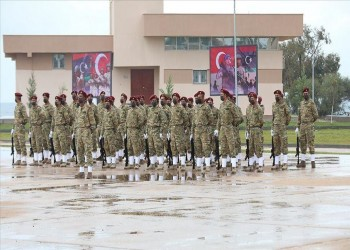 الدفاع التركية: نواصل تدريب الجيش الليبي للارتقاء به للمعايير الدولية