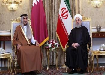 روحاني وأمير قطر: نأمل في تعزيز علاقات دول الخليج بإيران