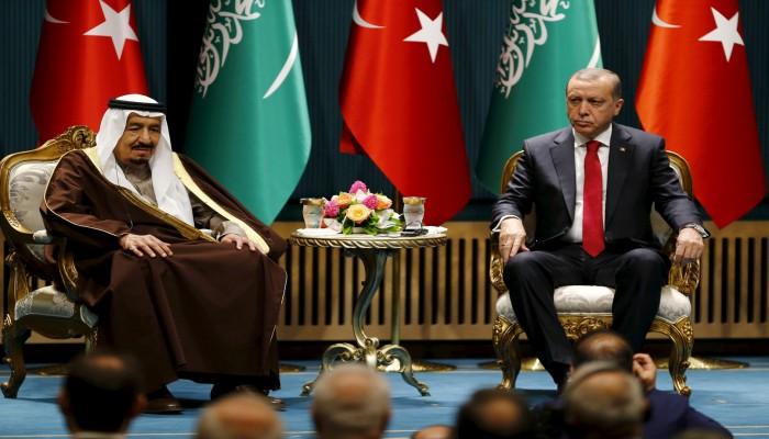 خطوة تركية جديدة تخفف التوتر التجاري مع السعودية