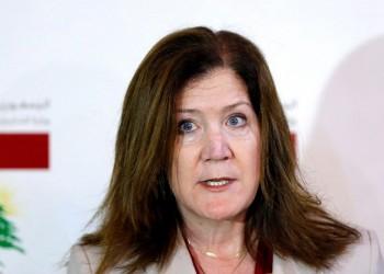 السفيرة الأمريكية تهاجم جبران باسيل مجددا.. ماذا قالت؟