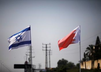 """تطبيع بـ""""الشكشوكة"""".. إسرائيل تحتفي ببحرينية وناشطون يسخرون"""