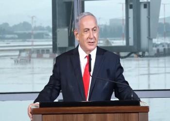 نتنياهو: نعمل على تسهيل الرحلات الجوية إلى أبوظبي ودبي والمنامة