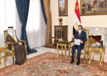 مجددا.. السيسي يؤكد ارتباط أمن الخليج بأمن مصر