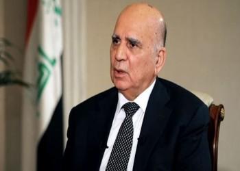 وزير خارجية العراق يتحدث عن موقف بلاده من التطبيع
