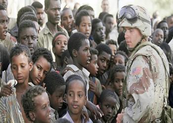 غير معلنة.. أول وزير دفاع أمريكي يجري زيارة للصومال