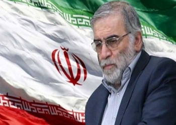 الحرس الثوري الإيراني يتوعد قتلة العالم فخري زادة