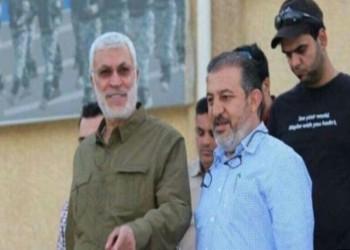 غضب عراقي وتبرير مصري بعد تدريب القاهرة لقيادي بالحشد الشعبي