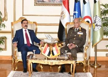وزير الدفاع العراقي: مصر نموذج ملهم يحتذى به