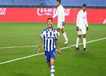 الخسارة العاشرة بولاية زيدان الثانية.. ريال مدريد يسقط أمام ألافيس بالليجا