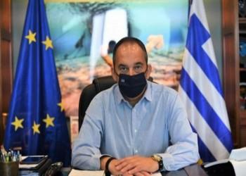 نقل وزير يوناني إلى المستشفى بعد إصابته بكورونا