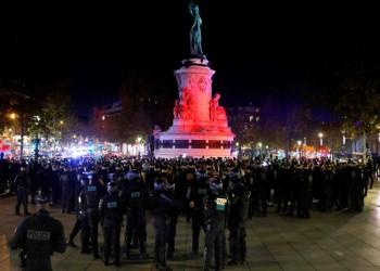 العنف البوليسي مقونَنًا: فرنسا تخشى «الأمن الشامل»
