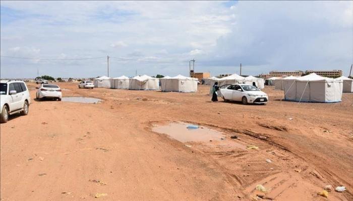 مساعدات من قطر الخيرية لآلاف اللاجئين الإثيوبيين بالسودان