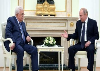 بوتين يؤكد في برقية لعباس دعم روسيا حقوق الشعب الفلسطيني