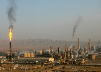 استهداف صاروخي لمصفاة نفط عراقية