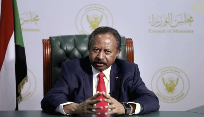 حمدوك: السودان خارج قائمة الإرهاب في 11 ديسمبر