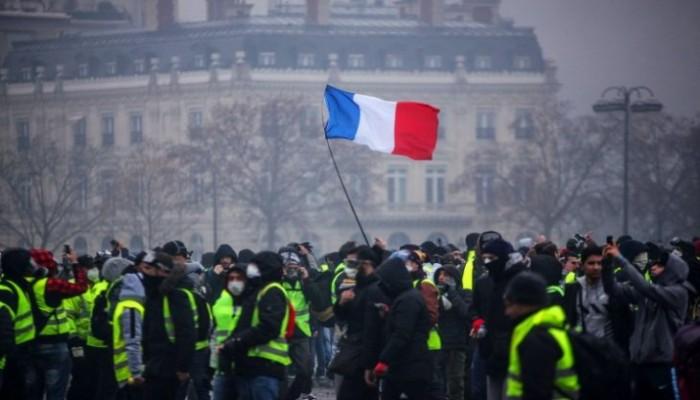 أزمات الاقتصاد الفرنسي الموجعة