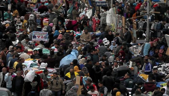 في أقل من 10 أشهر.. مليون و250 ألف نسمة زيادة سكانية بمصر
