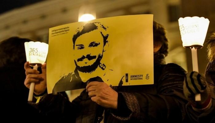 رسميا.. النيابة الإيطالية تتهم 5 مسؤولين أمنيين مصريين بقتل ريجيني