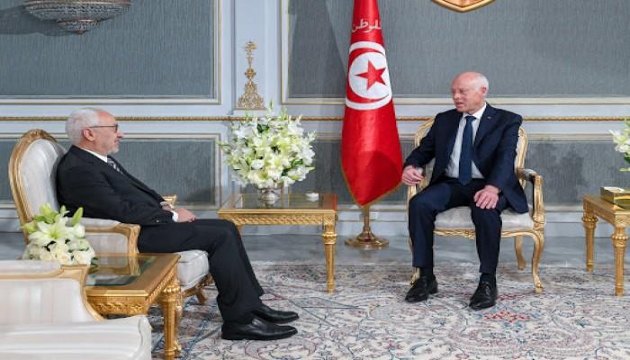 الرئيس التونسي يرد على الغنوشي: لا مجال للحوار مع الفاسدين