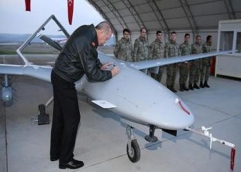 الطائرات المسيرة تتحول لرأس حربة للسياسة الخارجية التركية