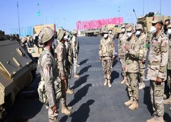 الجيش المصري يناقش استراتيجية تفعيل التعاون مع دول حوض النيل